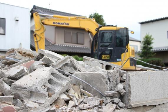 建物解体事業イメージ